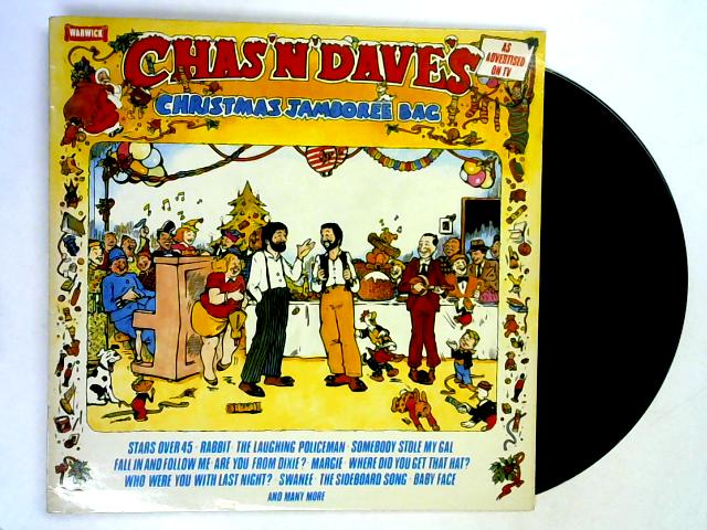 Chas 'N' Dave's Christmas Jamboree Bag LP by Chas & Dave