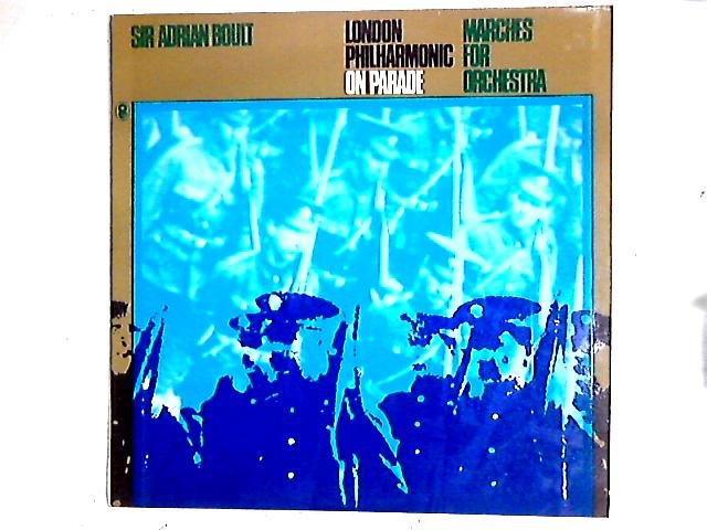 London Philharmonic On Parade LP By Sir Adrian Boult
