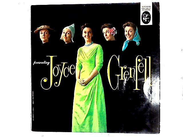 Presenting Joyce Grenfell LP By Joyce Grenfell