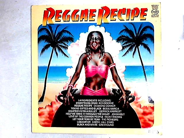 Reggae Recipe Comp By Various