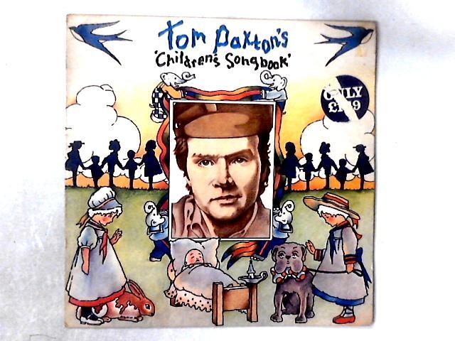 Tom Paxton's Children's Songbook LP By Tom Paxton