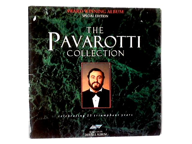 The Pavarotti Collection LP COMP By Luciano Pavarotti