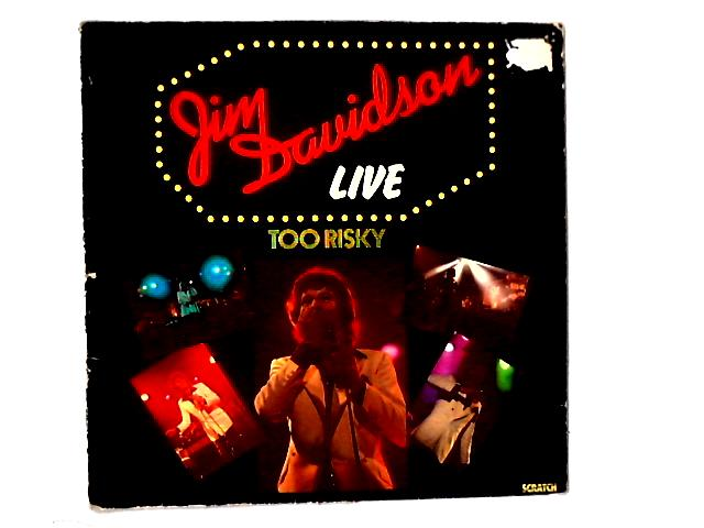 Too Risky LP By Jim Davidson