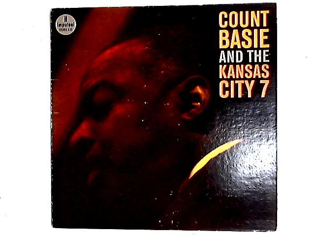 Count Basie And The Kansas City 7 LP Gat By Count Basie And The Kansas City Seven