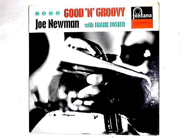 Good 'n' Groovy LP By Joe Newman