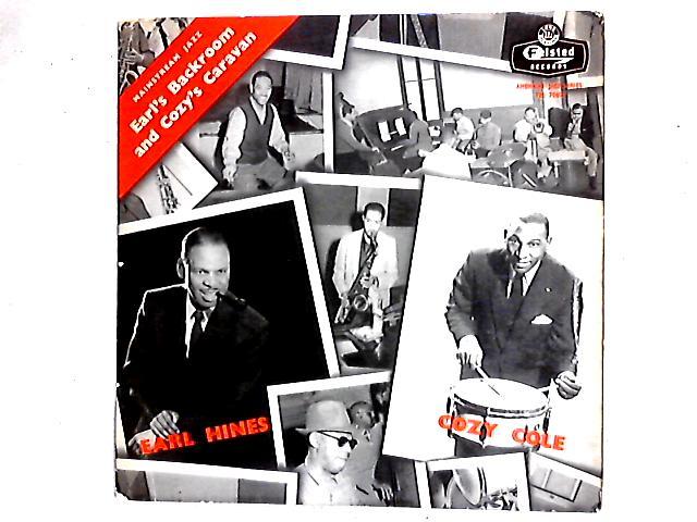 Earl's Backroom And Cozy's Caravan LP By The Cozy Cole Septet