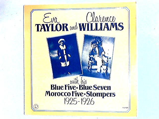 1925-1926 Comp by Eva Taylor