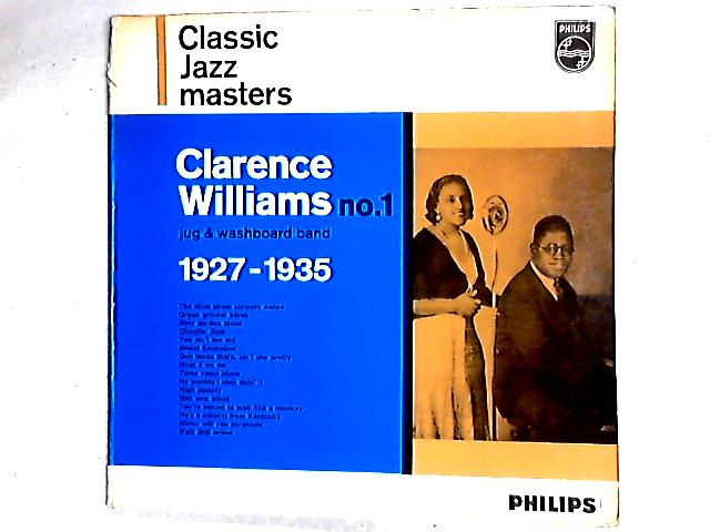 No. 1 1927-1935 LP Gat By Clarence Williams