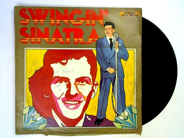 Swingin' Sinatra LP By Frank Sinatra