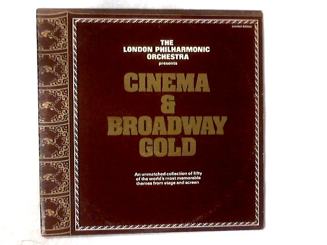 Cinema & Broadway Gold 2xLP By The London Philharmonic Orchestra