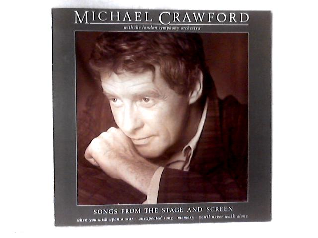 Songs From The Stage And Screen LP By Michael Crawford