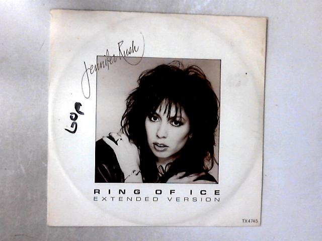 Ring Of Ice (Extended Version) 12in By Jennifer Rush