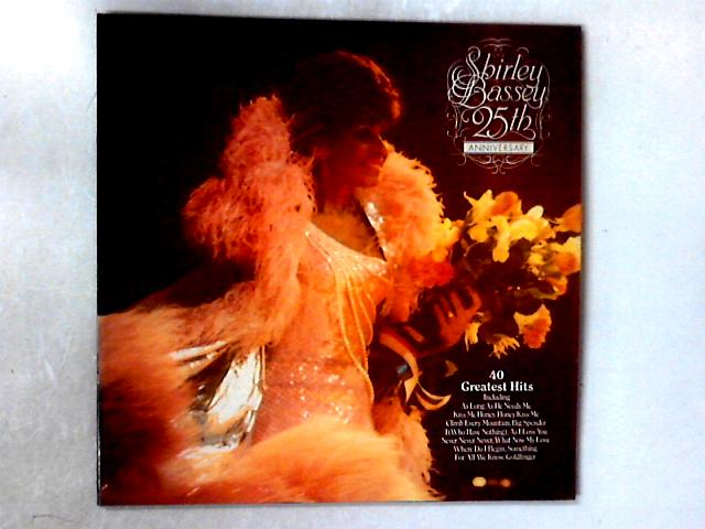 25th Anniversary Album 2xLP COMP By Shirley Bassey
