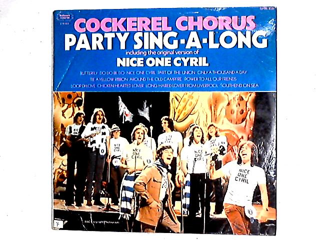 Party Sing-A-Long LP By Cockerel Chorus