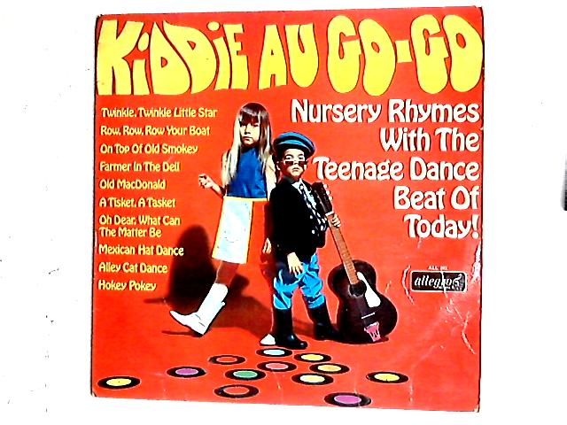 Kiddie Au Go-Go LP By The Mod Moppets