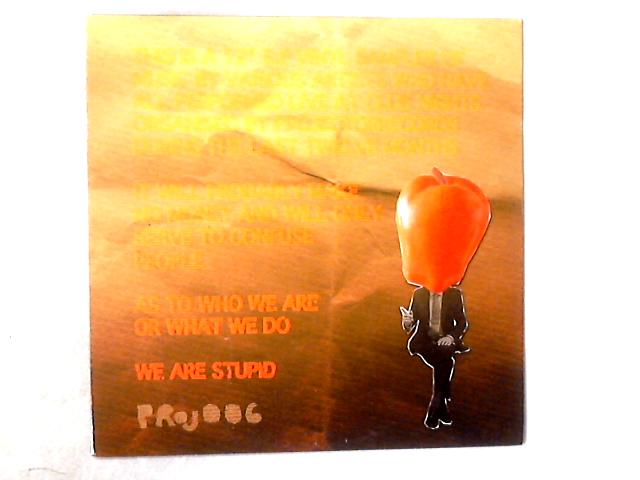 We Are Stupid LP By Various