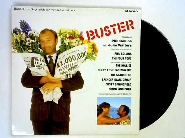 Buster – Original Motion Picture Soundtrack LP By Various