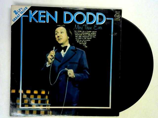 More Than Ever 2LP By Ken Dodd