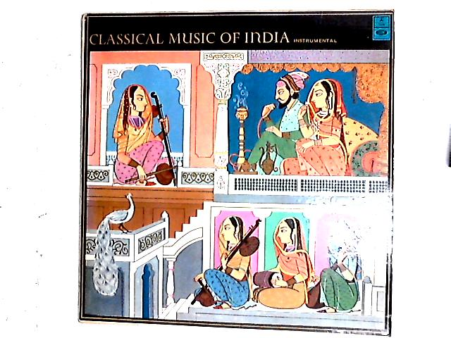 Classical Music Of India LP By Various