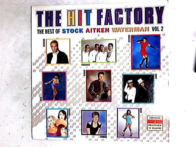Hit Factory 2: The Best Of Stock Aitken Waterman Comp By Various