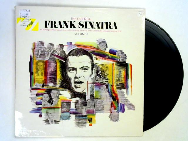 The Essential Volume 1 LP By Frank Sinatra