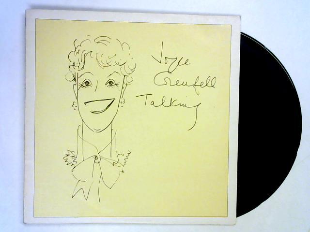Talking LP 1st By Joyce Grenfell