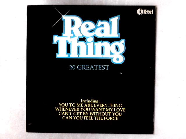 20 Greatest LP COMP By The Real Thing