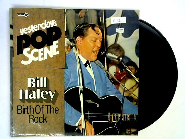 Birth Of The Rock LP 1st By Bill Haley