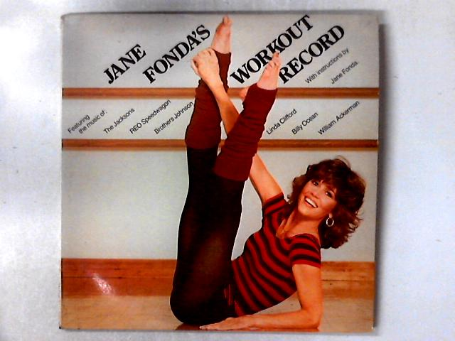 Jane Fonda's Workout Record 2xLP By Various