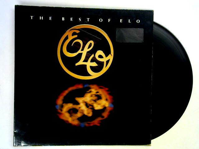 The Best Of ELO 2LP 1st By Electric Light Orchestra