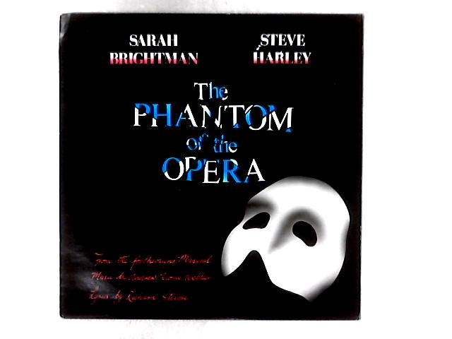 The Phantom Of The Opera 12in By Sarah Brightman