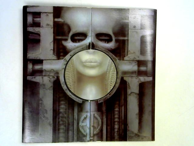 Brain Salad Surgery LP 1st + pstr By Emerson, Lake & Palmer
