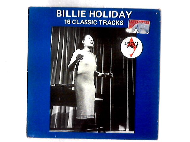 16 Classic Tracks LP COMP By Billie Holiday