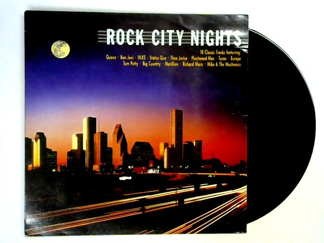 Rock City Nights LP By Various