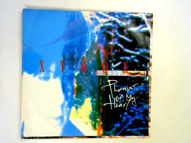 Phoenix Of My Heart 12in 1st By Xymox