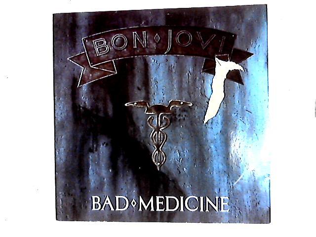 Bad Medicine 12in By Bon Jovi