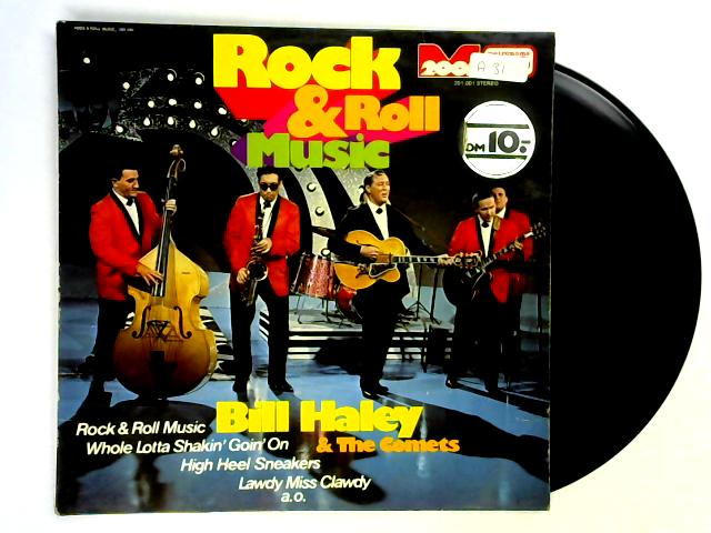 Rock & Roll Music LP By Bill Haley & His Comets