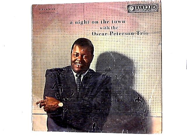 A Night On The Town With The Oscar Peterson Trio LP By The Oscar Peterson Trio