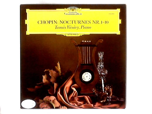 Nocturnes Nr. 1-10 LP By Frédéric Chopin