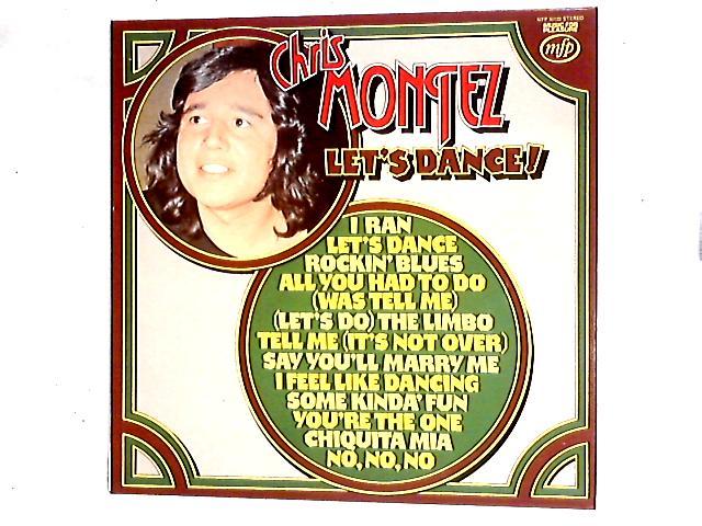 Let's Dance LP By Chris Montez