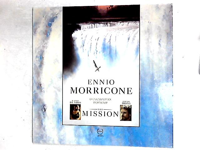 "Original Soundtrack From The Film ""The Mission"" LP By Ennio Morricone"