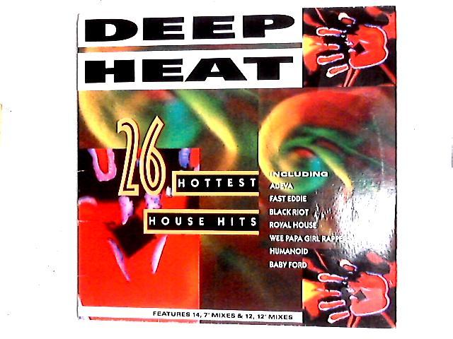 Deep Heat 2LP Comp By Various