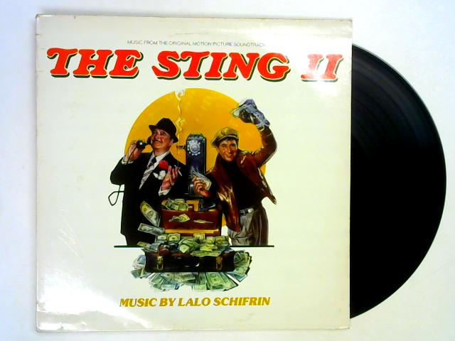 The Sting II (Music From The Original Motion Picture Soundtrack) LP 1st By Lalo Schifrin