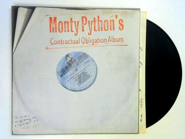 Monty Python's Contractual Obligation Album LP 1st By Monty Python