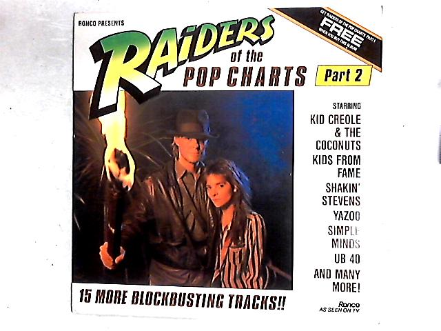 Raiders Of The Pop Charts Part 2 Comp By Various