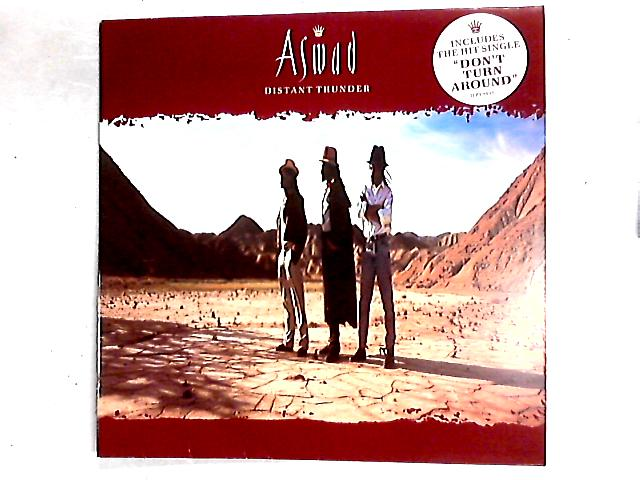Distant Thunder LP By Aswad