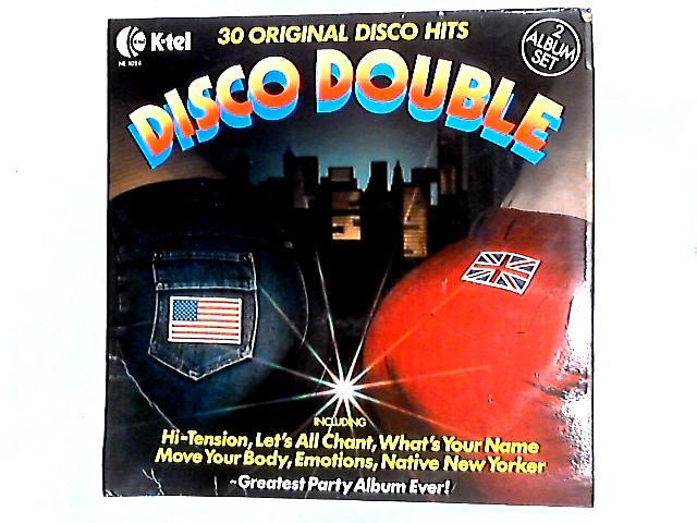 Disco Double 2LP Comp By Various
