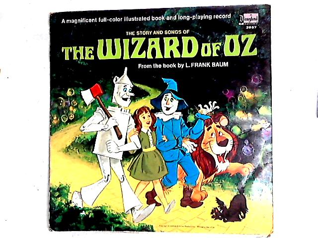 The Story And Songs Of The Wizard Of Oz LP Gat By Unknown Artist