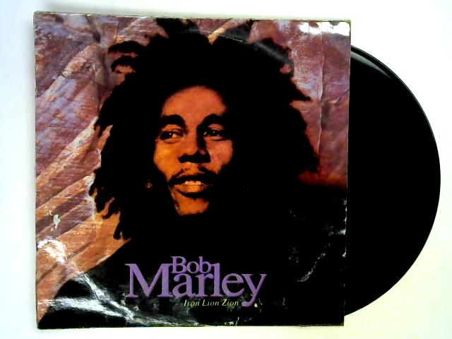 Iron Lion Zion 12in 1st by Bob Marley & The Wailers