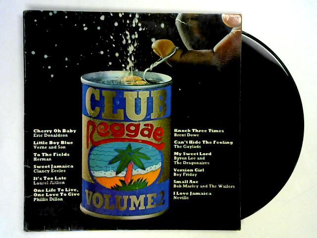 Club Reggae Volume 2 LP by Various